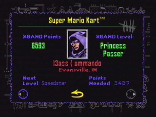 Super Mario Kart Record