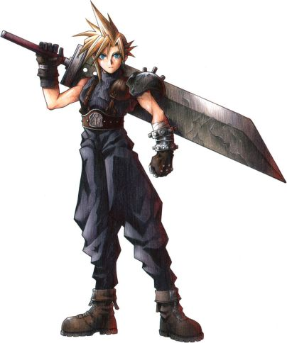 Cloud with Sword